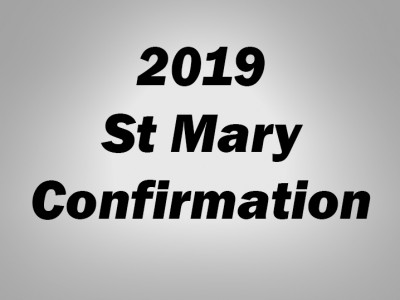 St Mary Confirmation